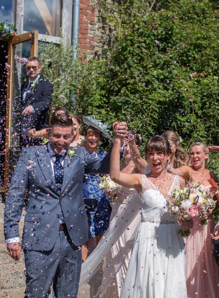 Wedding at Grittenham Barn, Tillington, West Sussex and Hollie and Joe